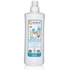 Bucato liquido senza profumo Solara