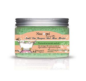 Sali da bagno al tè verde Nacomi