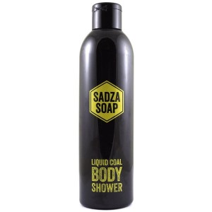 Body shower Sadza Soap al carbone attivo