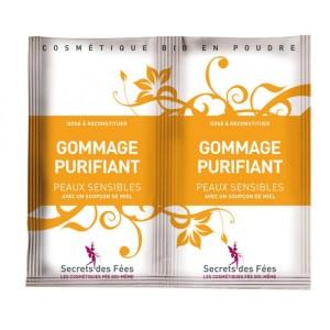 """Scrub purificante per pelle sensibile """"Secrets des fées"""""""