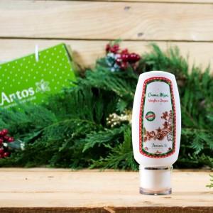Crema Mani Vaniglia e Zenzero Antos Edizione Limitata Natale 2017