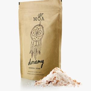 Dreamy Mineral Soak Moa